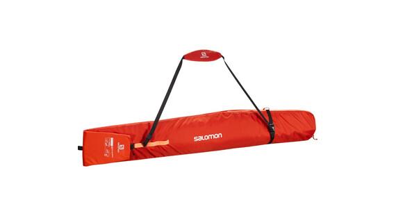 Salomon Original 1P Skisleeve Vivid Orange/Lava Orange
